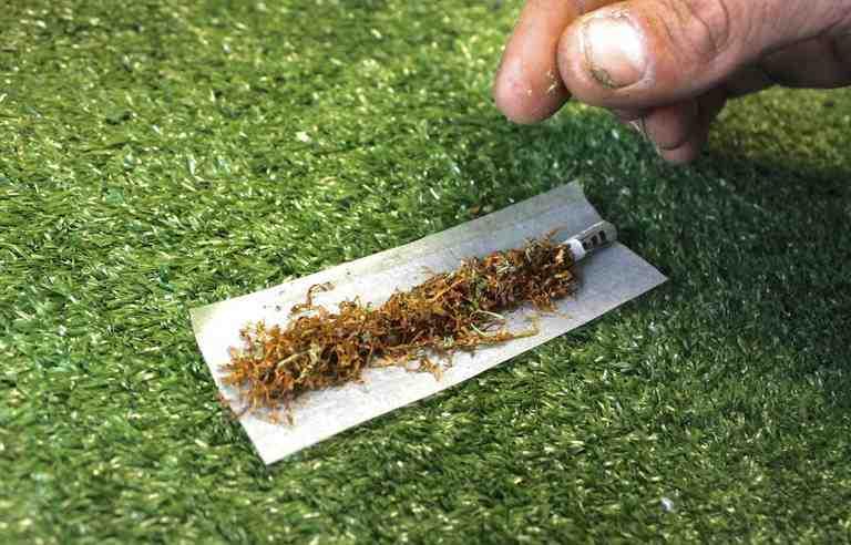 Comment fumer la résine de CBD ?