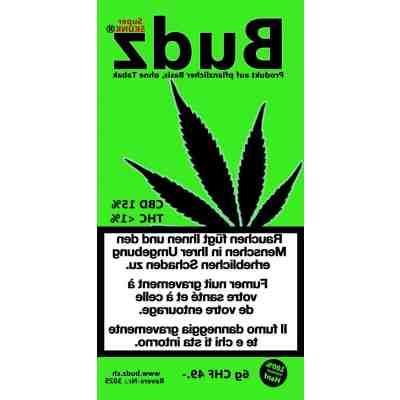 Quel fleur de CBD fumer ?